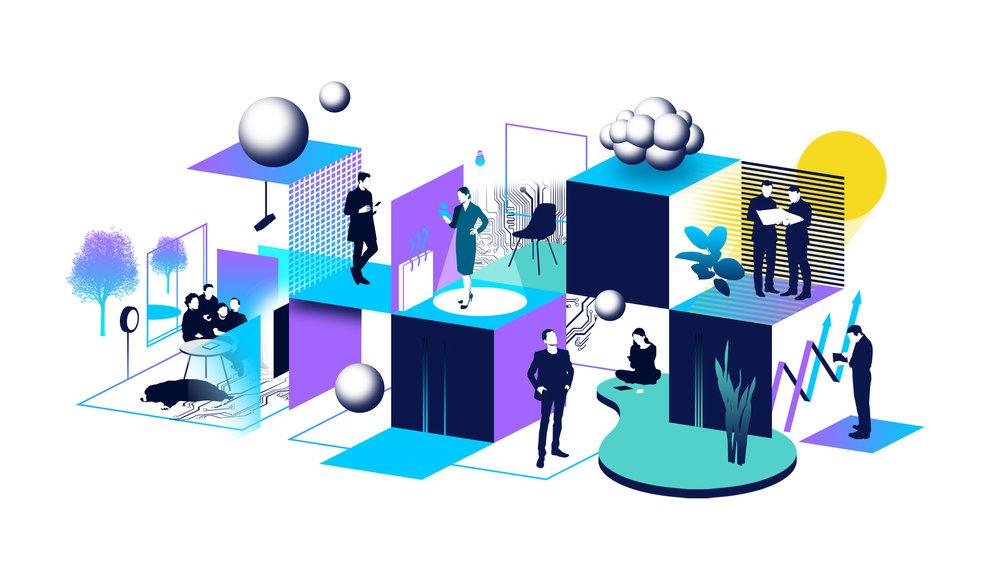 Ungeahnte Möglichkeiten   Gebäudeautomation hat vier Zieldimensionen: Sicherheit, Energie, Komfort und Kosten. Je nach Ausgangslage und Auftrag erreichen Automationssysteme alle Ziele auf einmal. Wir zeigen Ihnen, was heute mit intelligenter Technik möglich ist.