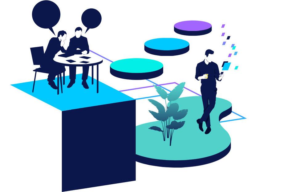 Beratung - Beratung heisst für uns: Dialog mit dem Kunden. Damit die Lösung zum Bedarf passt.Beratung