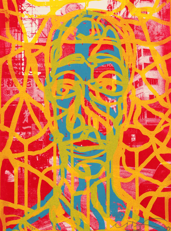 Michael DeFoe 'Hong Kong Self Portrait 1'.jpg