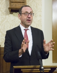 Richard Harrington, Under Secretary of State at BEIS