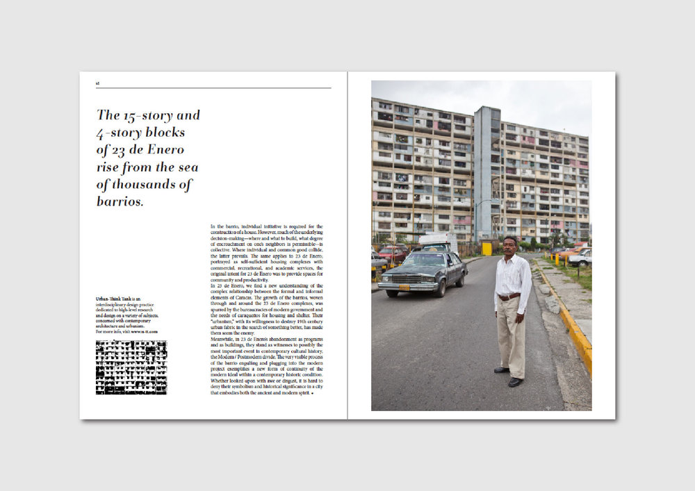 The Modern/Postmodern Divide: Urban-Think Tank on architecture and urbanism in Caracas's low-income housing