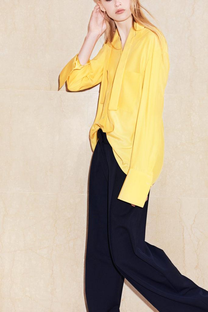 Victoria by Victoria Beckham oversized shirt