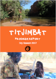 Dry Season 2017  Minyerri, NT