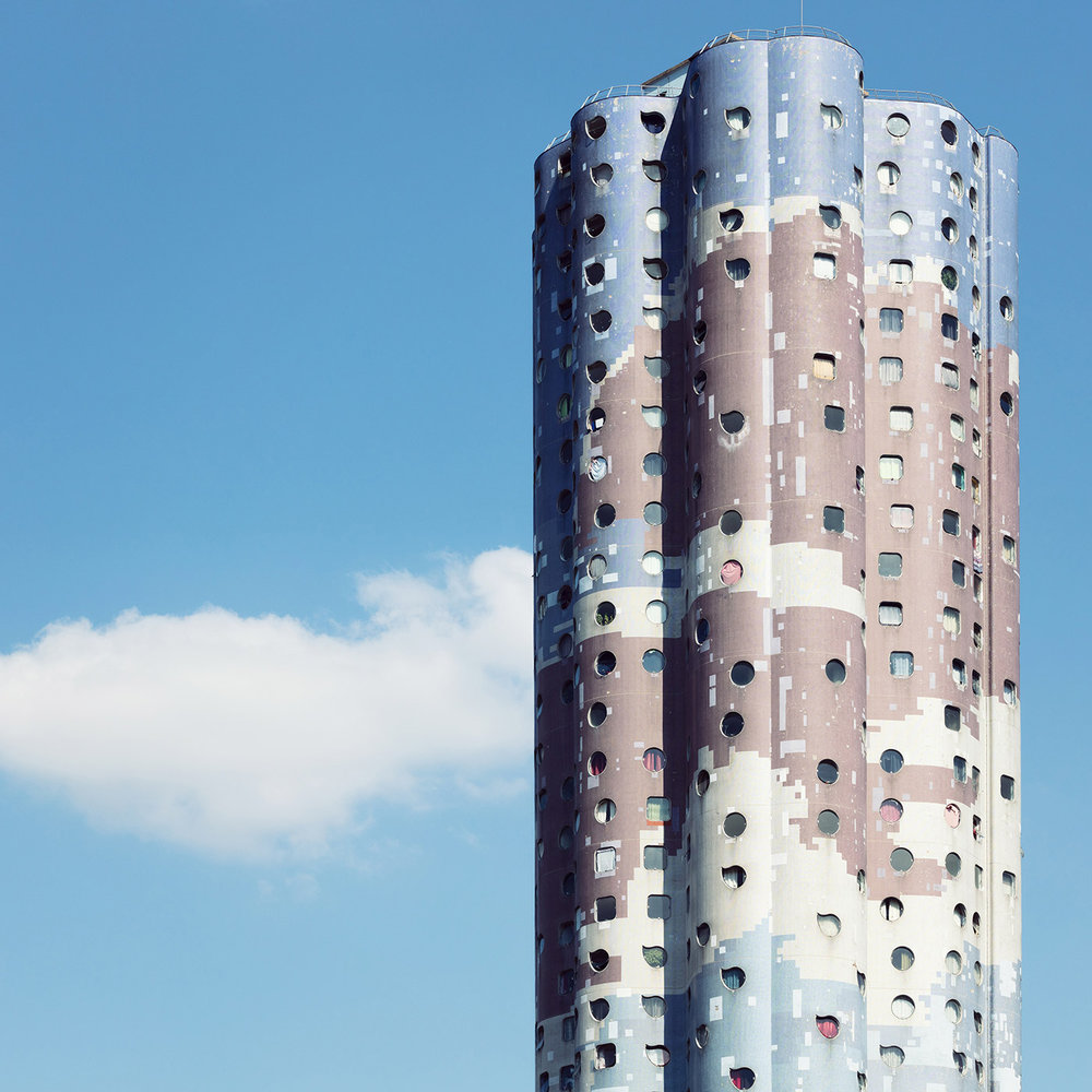 Sebastian Weiss - Architectural Photography - Dramatis personae II