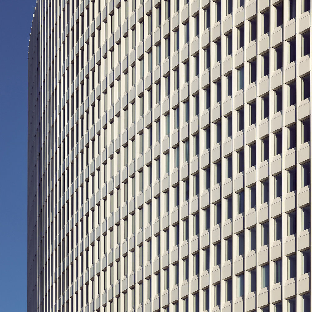 Euler Hermes Building <br />Location: Hamburg, Germany <br />Architect: Titus Felixmüller