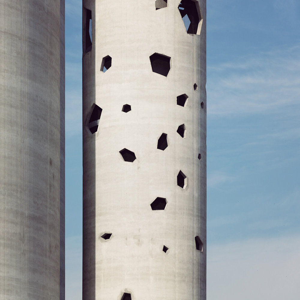 SILOS 13 <br />Location: Paris, France <br />Architect: VIB Architecture