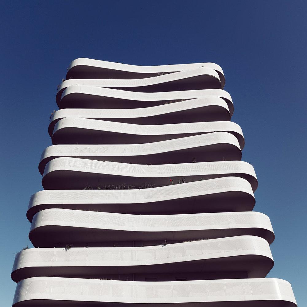 ZAC du Coteau <br />Location: Arcueil, France <br />Architects: ECDM Architectes
