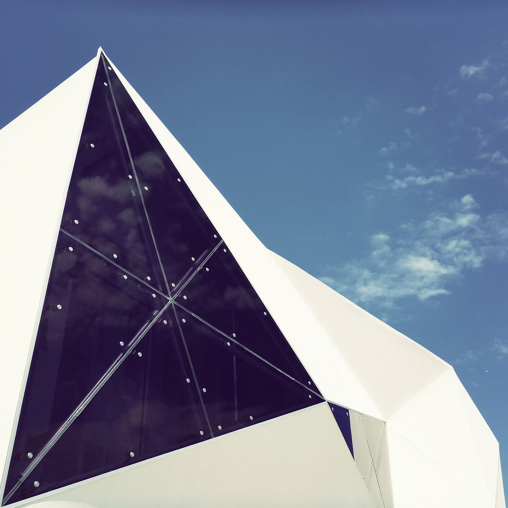Alitalia Etihad Pavilion Expo 2015 <br />Location: Milano, Italy