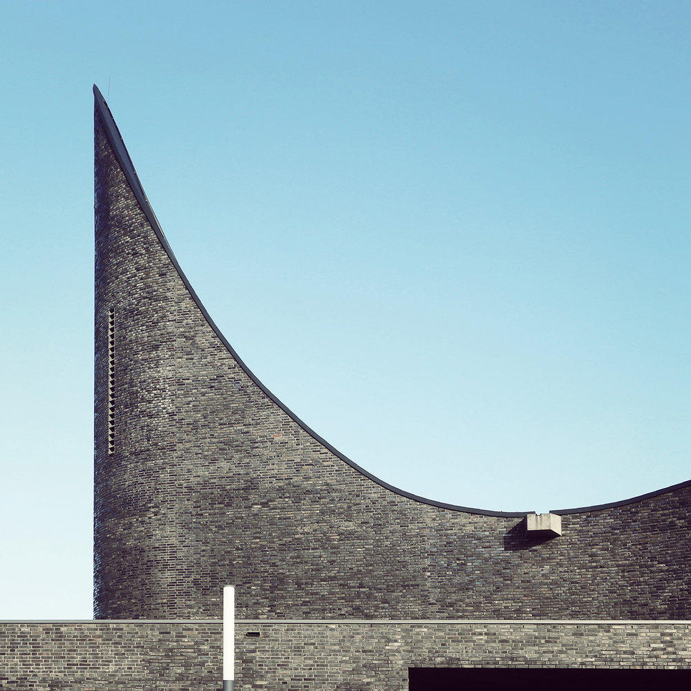 Church St. Marien <br />Location: Schillig, Germany <br />Architect: Königs Architekten