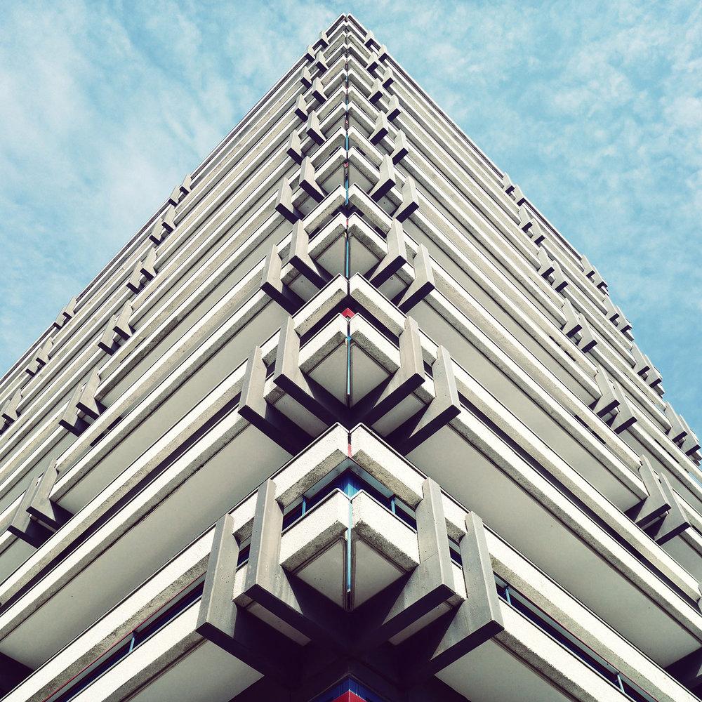 EDEKA AG Building <br />Location: Hamburg, Germany <br />Architect: Wolske, Erler