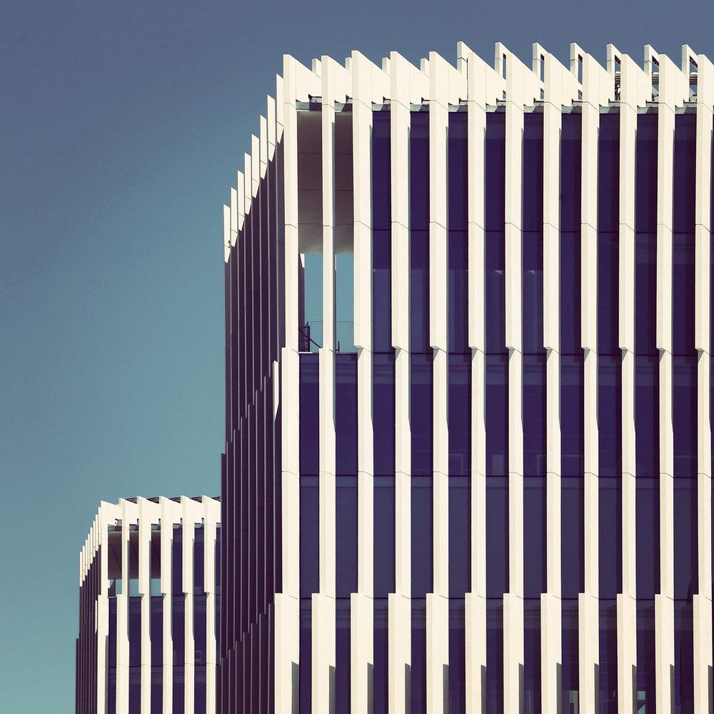 EDP Headquarter <br />Location: Lisbon, Portugal <br />Architect: Aires Mateus Architects