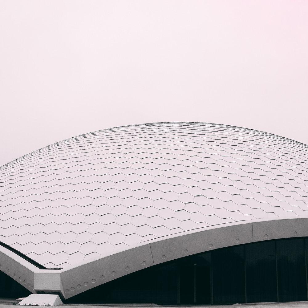 Copy of Jahrhunderthalle <br />Location: Frankfurt am Main, Germany <br />Architects: Friedrich Wilhelm Kraemer