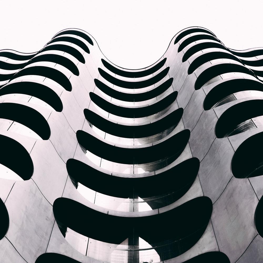 Metropolis Apartment Building <br />Location: Copenhagen, Denmark <br />Architects: Future Systems & Kasper Danielsen Arkitekter