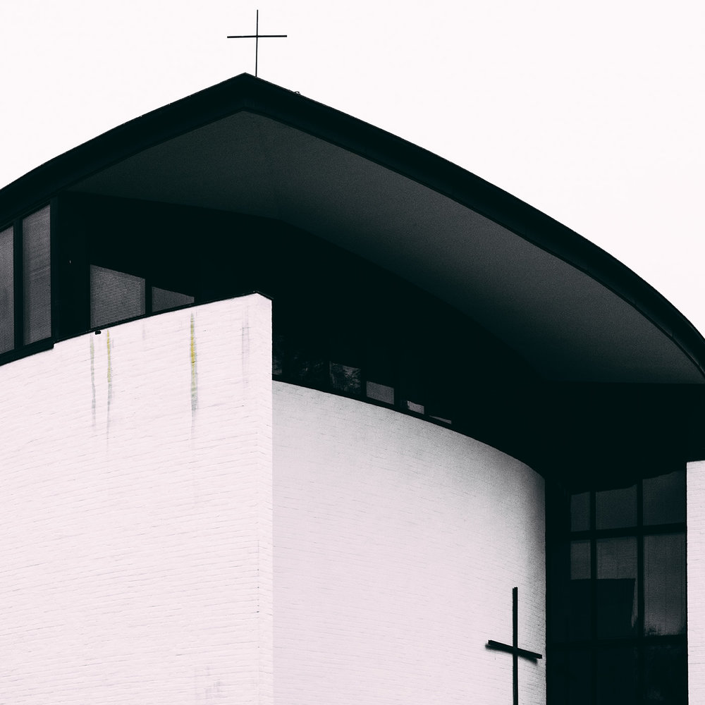 Copy of Oriveden Church <br />Location: Orivesi, Finland <br />Architects: Kaija and Heikki Sirén