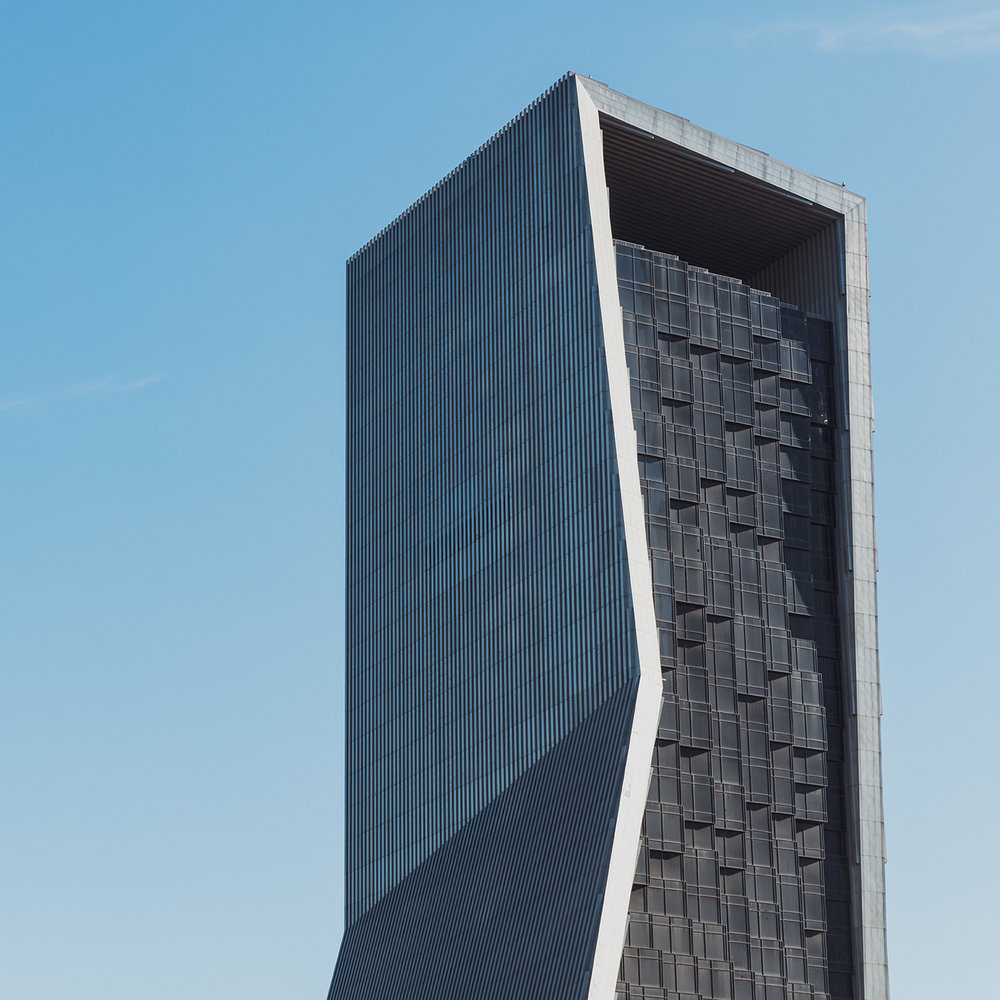Mandarin Oriental . Location: Beijing, China . Architect: OMA
