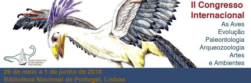 II Congresso Internacional das Aves-logotipo.png