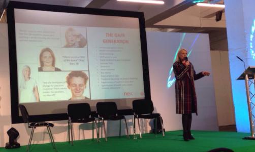 "Emma Sutcliffe on understanding today's ""GAFA generation"" of patients."