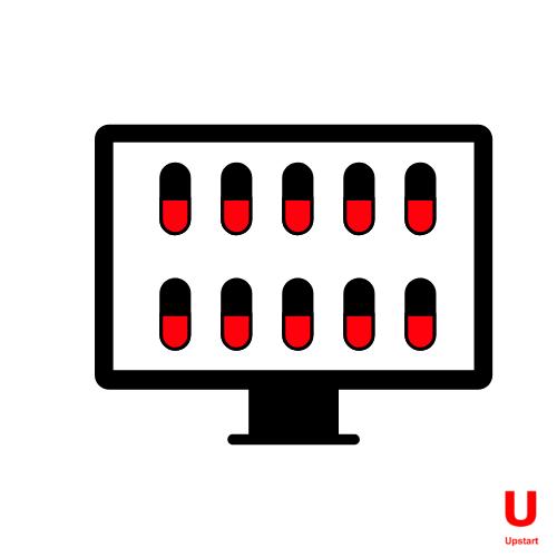 Upstart - Pharma Gets Digital