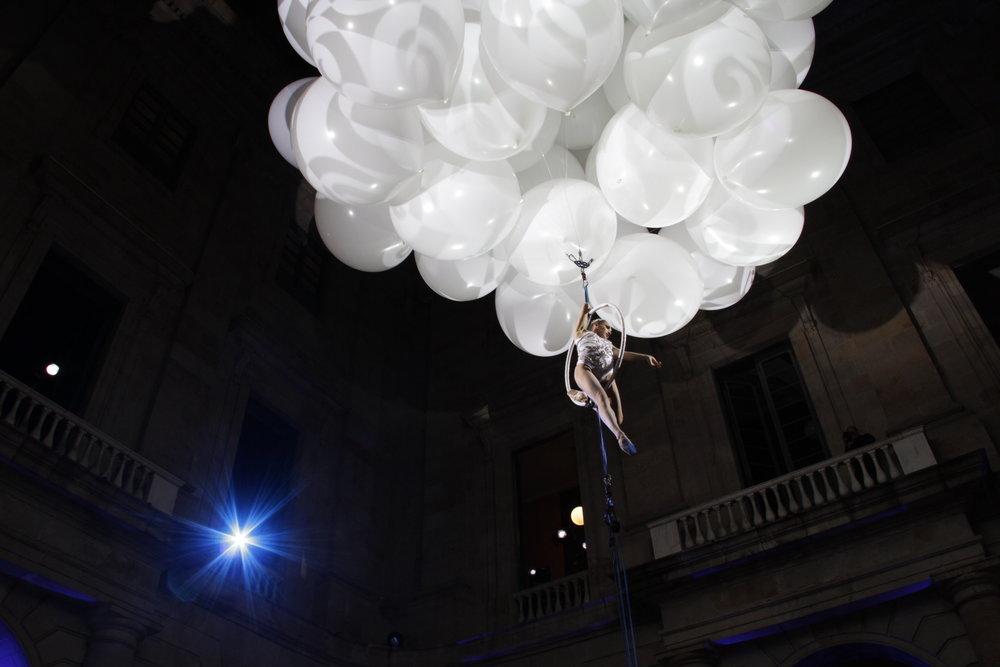AcroEvents Helium Fantasy Eventos Corporativos Marta Gutierrez