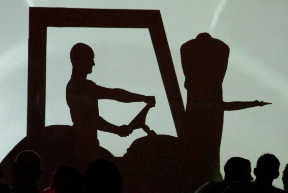 AcroEvents Teatro de Sombras Shadows Alive Eventos Corporativos Marta Gutierrez