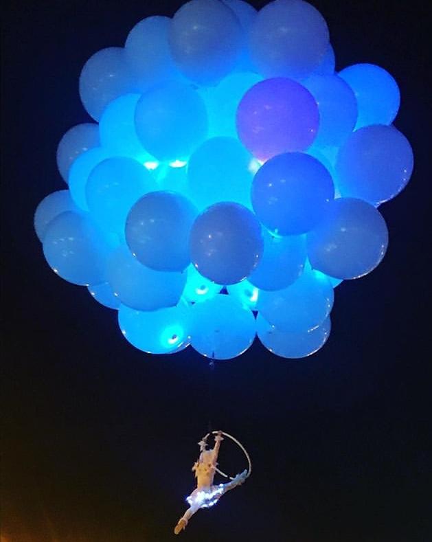 AcroEvents Helium Fantasy Led