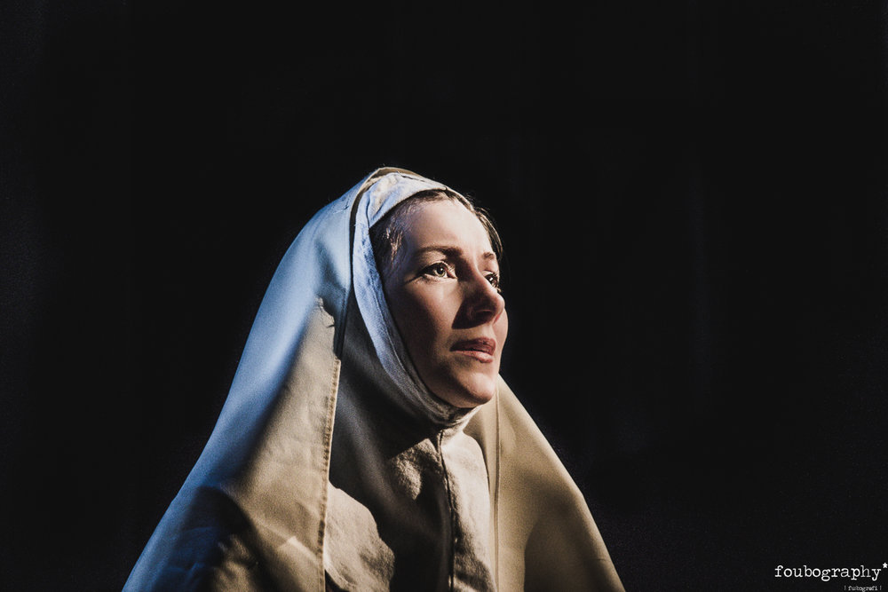 Caroline Taylor in  Dialogues des Carmelites  (Poulenc)  @Royal Northern College of Music - Opera Photography - 2017_
