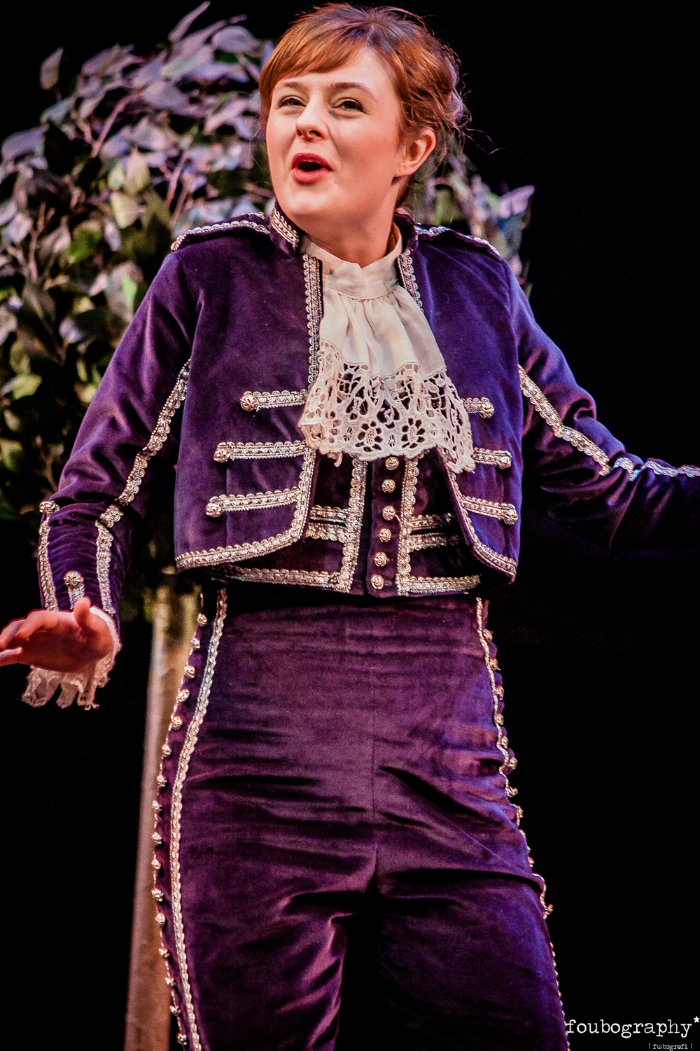 Charlotte Badham in  Le Nozze di Figaro  (OS)  @Royal Northern College of Music - Opera Photography - 2017_