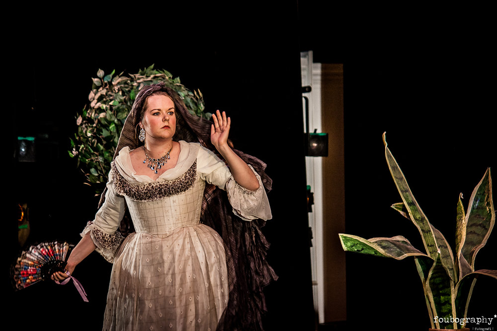 Freya Holliman in  Le Nozze di Figaro  (OS)  @Royal Northern College of Music - Opera Photography -