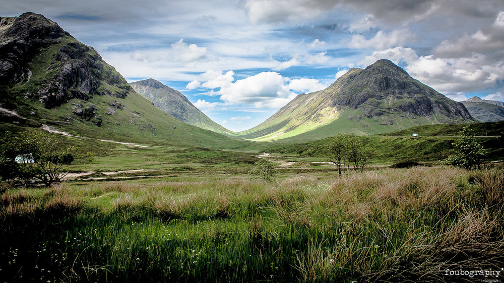 Glen Coe   @Scotland (UK) - Nature Photography - 2016_