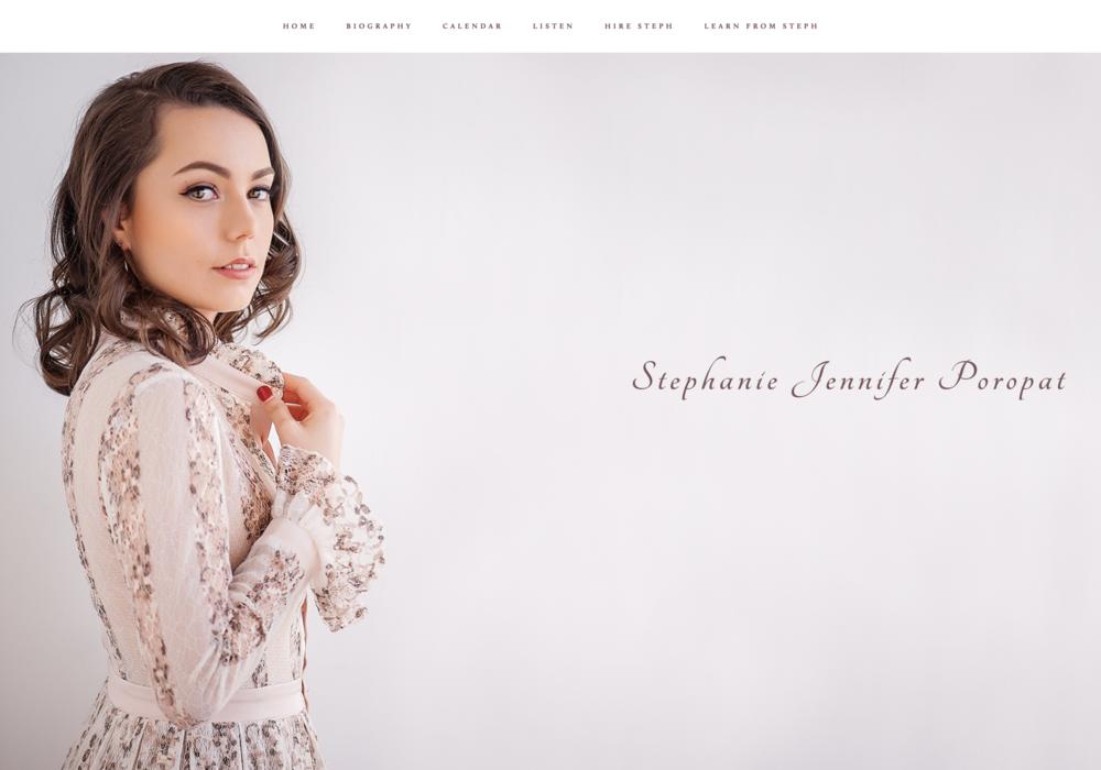 StephanieJenniferPoropat.com