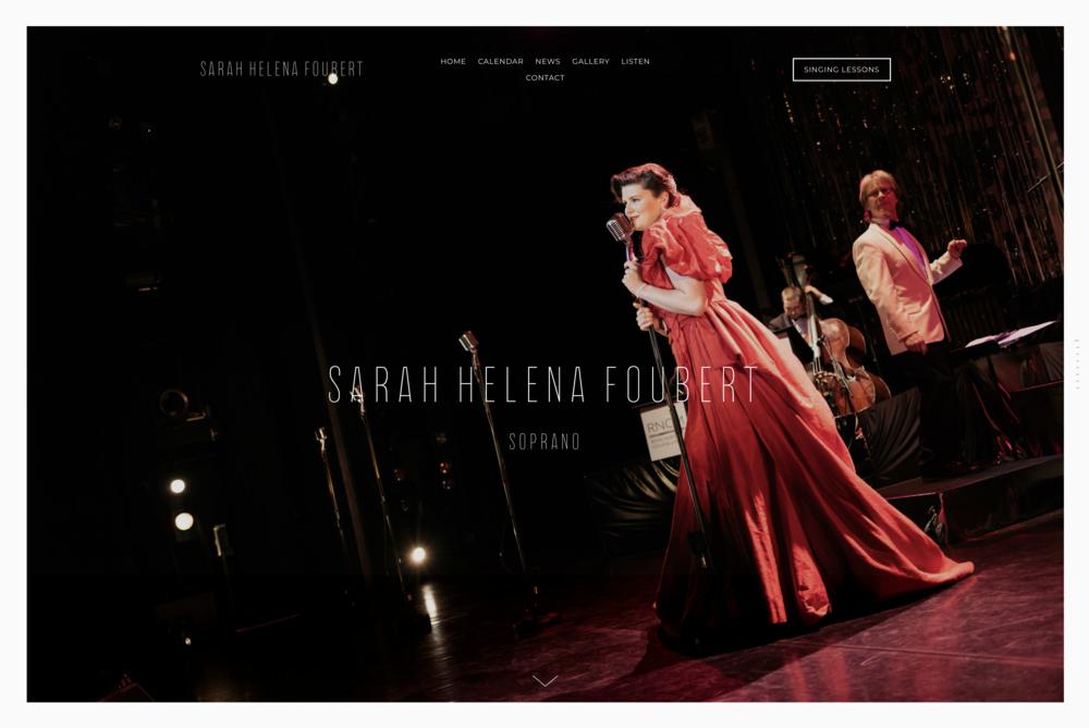 SarahFoubert.com