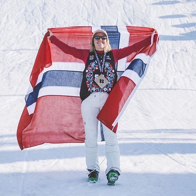 Congrats to Tiril with bronze medal 🥉 in today's Big Jump at X-Games in Oslo. What an achievement👏🏻👌🏻 We are proud to be part of your team😊👍🏻 📷Glennpettersen