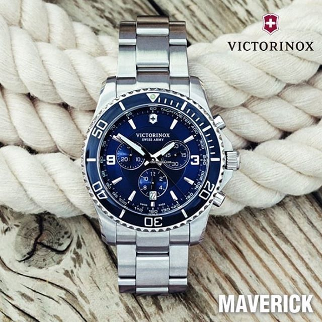 We are blessed with clear blue sky and warm weather these days..☀️😎 Our Maverick Chrono is a perfect companion👏🏻👌🏻