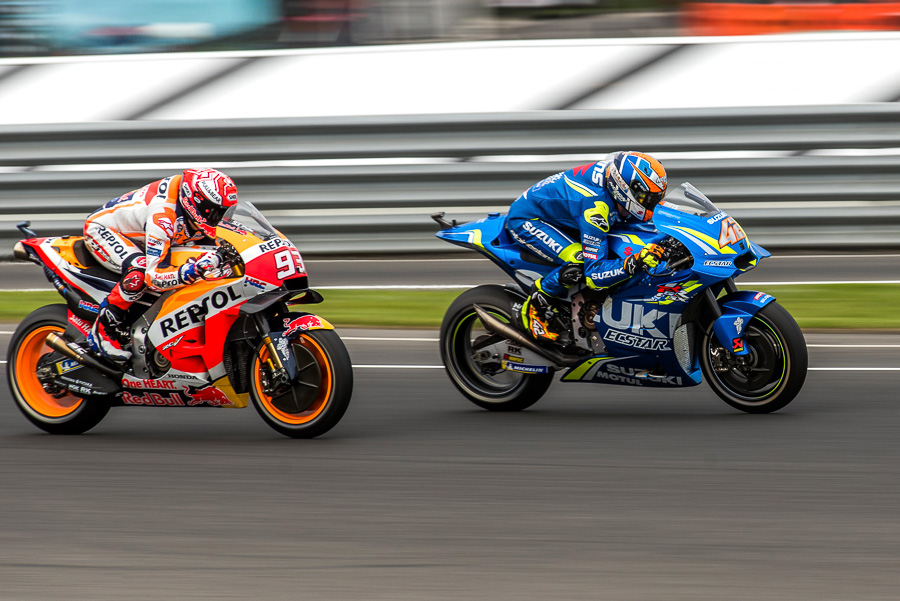 MotoGP Gardner Straight