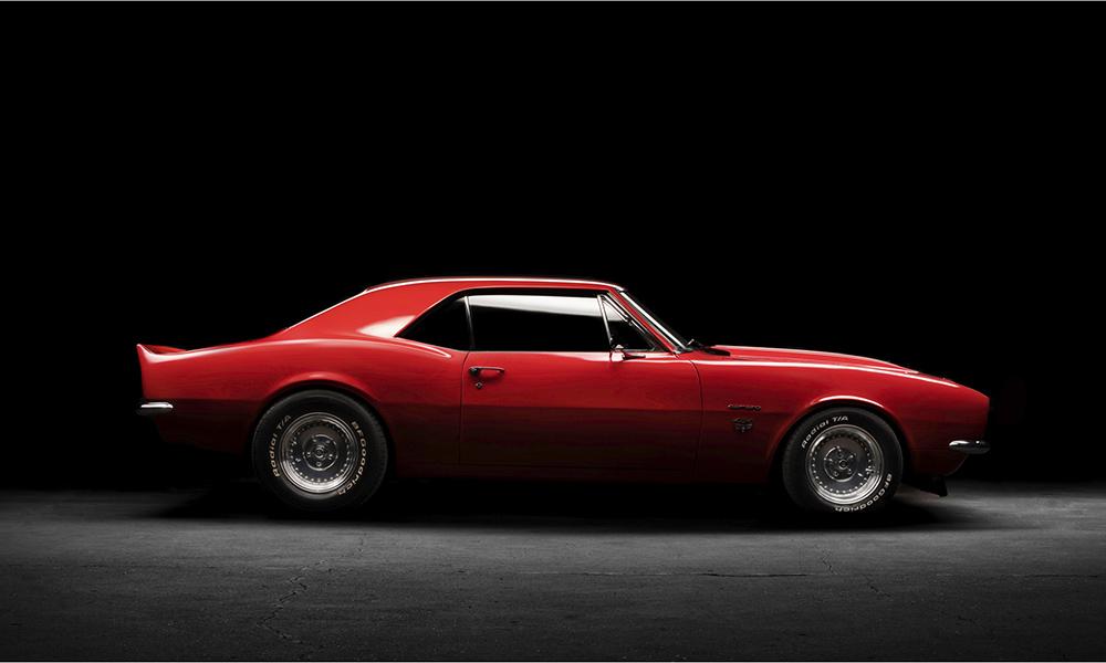 Camaro Automotive Photoshoot