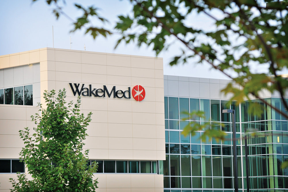 Wake Med Health