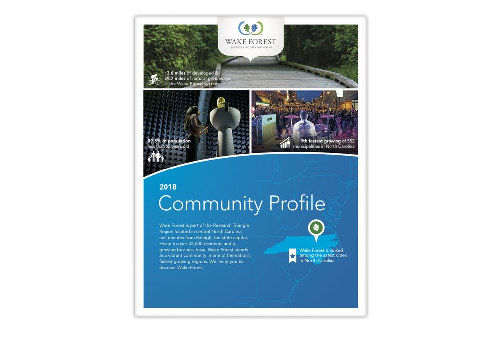 Wake Forest, NC: Community Profile