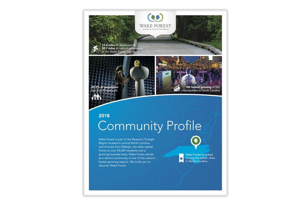 Wake Forest, NC: Community Profile