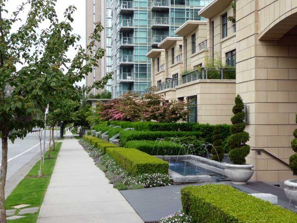 ... Landscape Design For Office Building ...