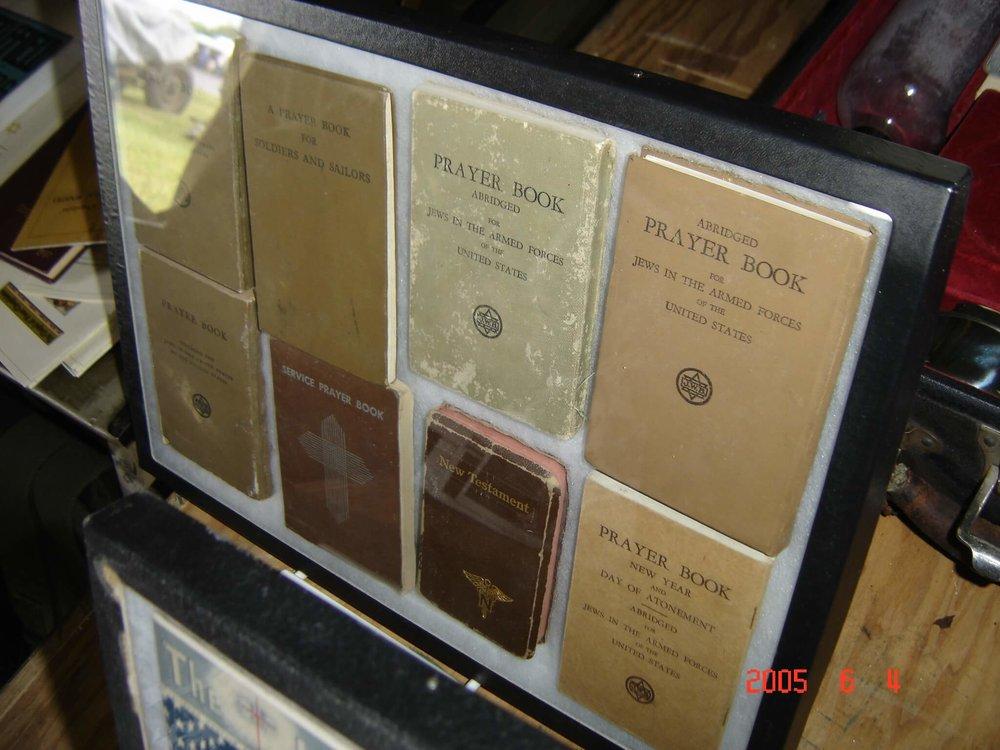 Prayer Books From Different Faiths