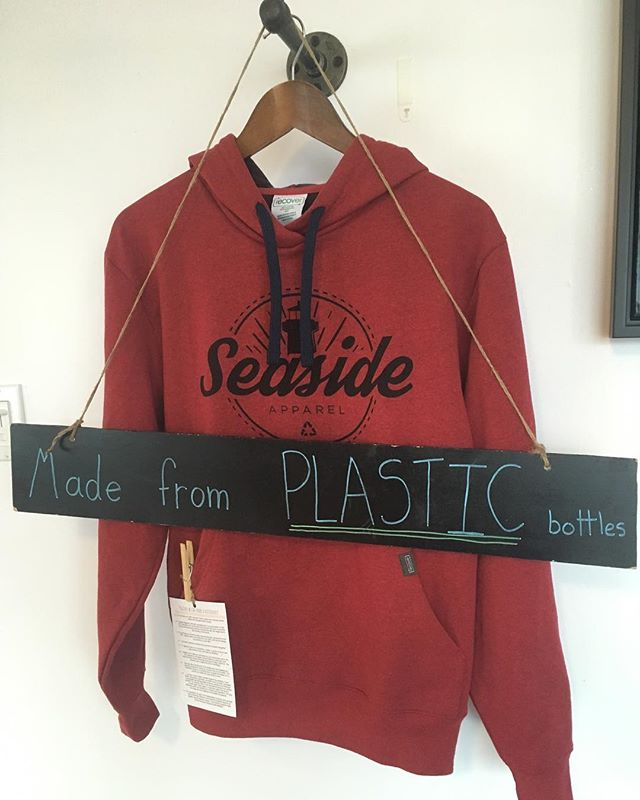 Seaside Apparel is a local and ethical clothing brand here in Newfoundland! Learn more and join the #seasidemovement for a #greenerNL ! @seasideapparelnl . . . . . #commonground #coworking #startsomething #yyt #supportlocalnl #businessnl