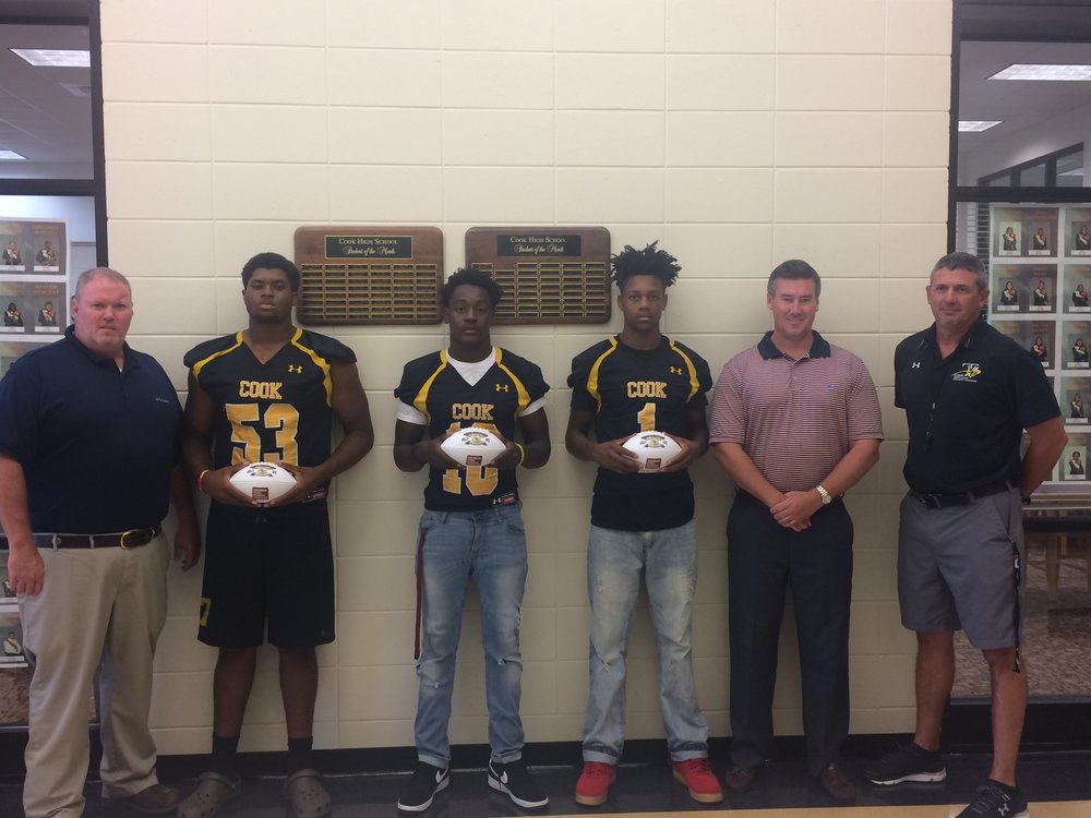 Georgia Farm bureau | Players of the Week