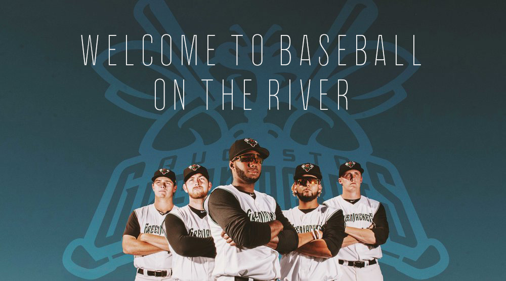 Augusta Greenjackets - Welcome to Baseball on the River