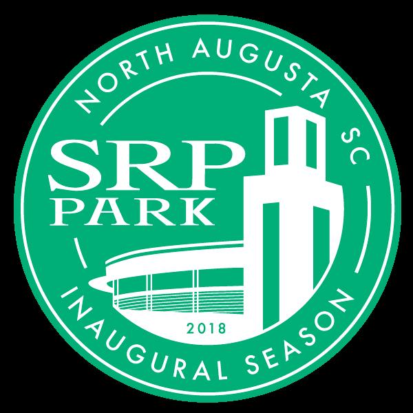 SRP Park Logo by NewFire Media