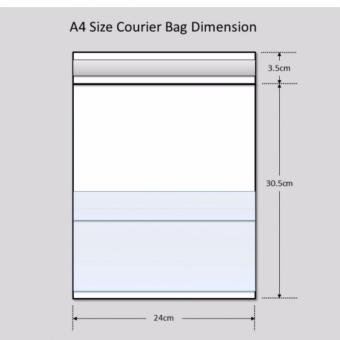 Blind Bag Dimensions