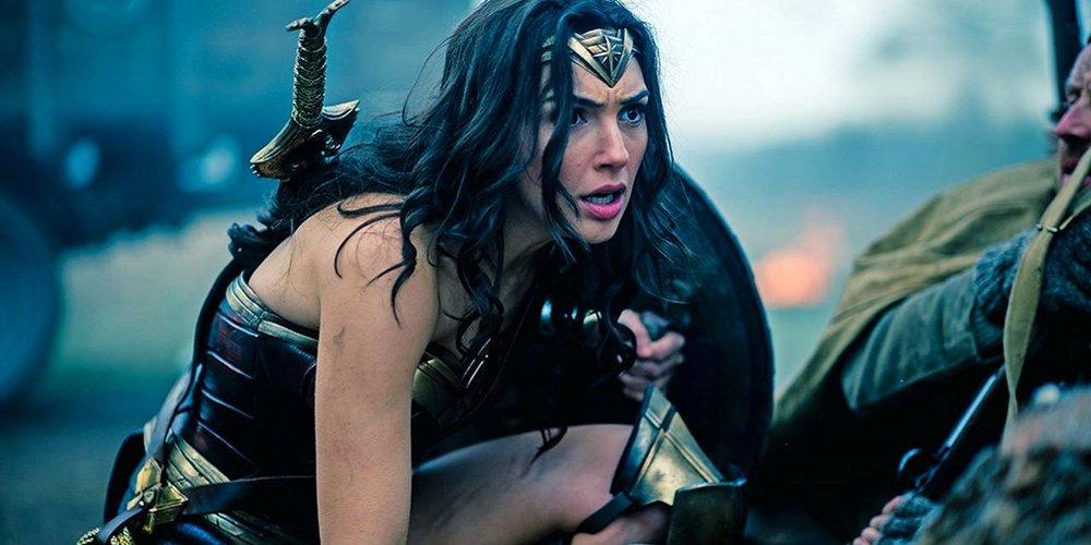 Gal Godot as Wonder Woman