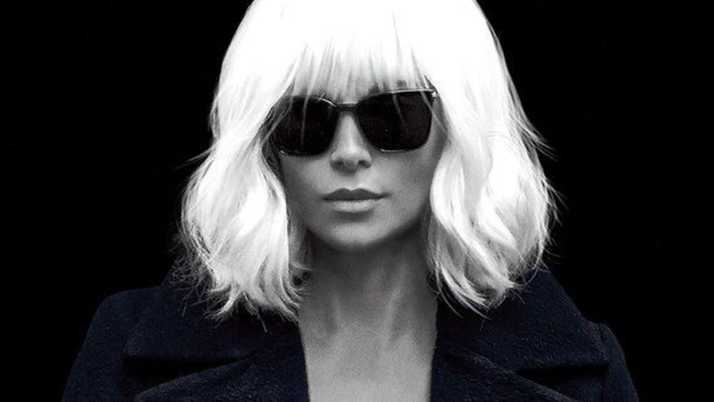 Charlize Theron goes nuclear in Atomic Blonde