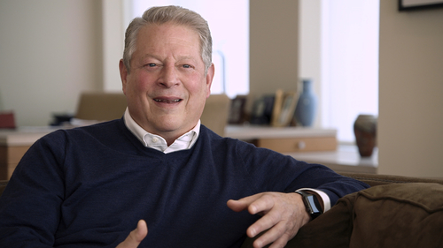 "Al Gore: ""I tried hard to convince Trump otherwise."""