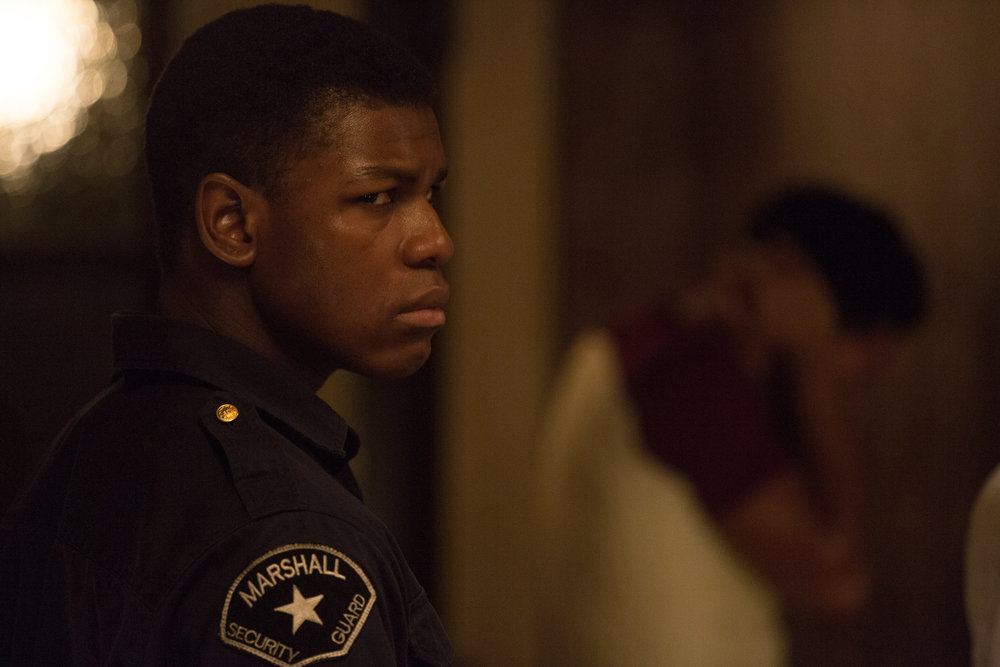 John Boyega in Detroit: The face of trust-in-authority crumbling