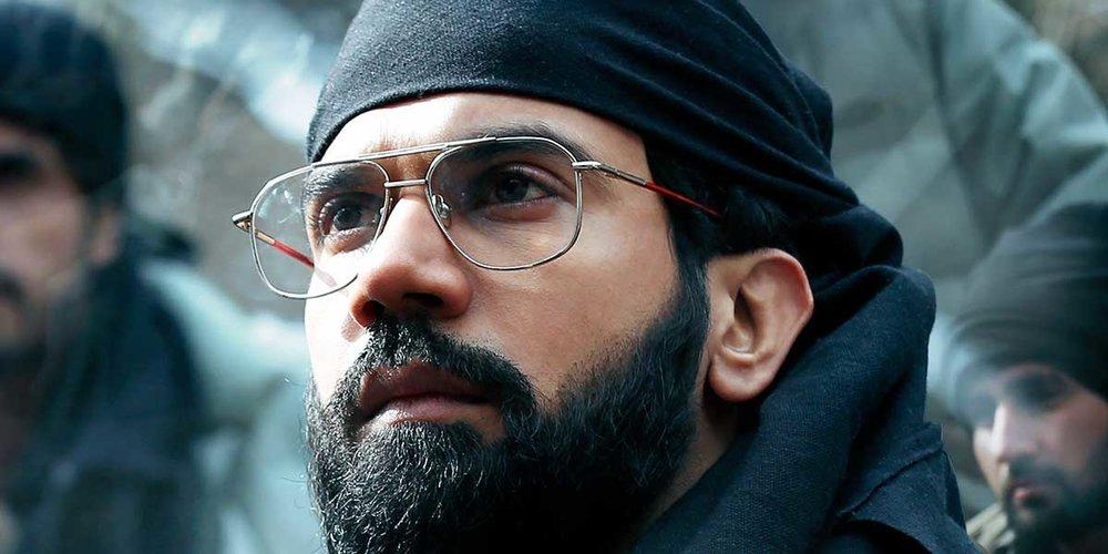 Rajkummar Rao plays real-life jihadi terrorist Omar Sheikh in Omerta